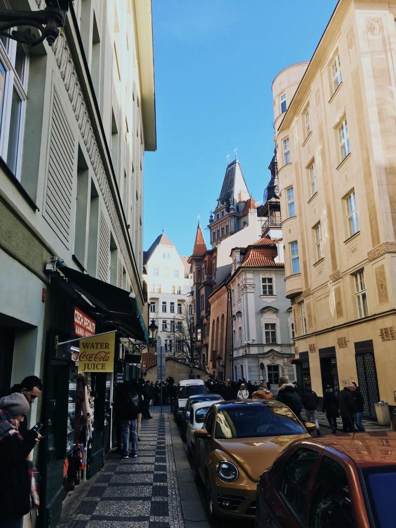 Barrio Josefov